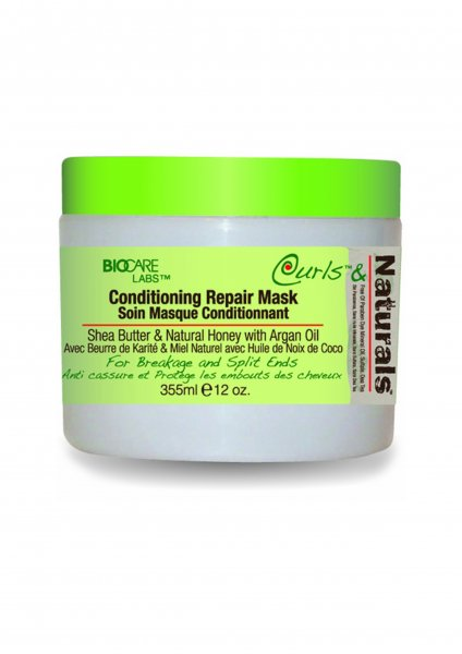 Curls & Naturals: Cond Repair Mask 12oz