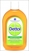 Dettol: Liquid Antiseptic - Original 500ml