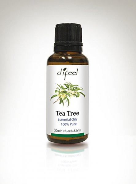 Difeel: Essential Oils 100% Pure Tea Tree 30ml