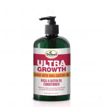 Difeel: Ultra Growth Basil & Castor Conditioner 12oz