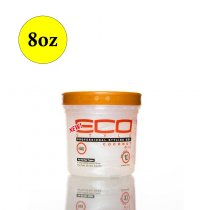 Ecoco: Styling Gel - 8oz Coconut Oil (113COC)