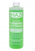 HAZ: WINTERGREEN RUBBING ALCOHOL 50% 500ML
