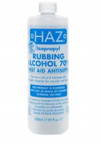 HAZ: RUBBING ALCOHOL 70% 500ml