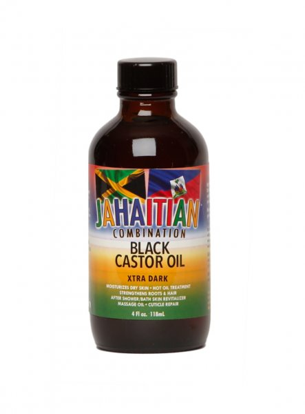 Jahaitian: Castor Oil - Xtra Dark 4oz