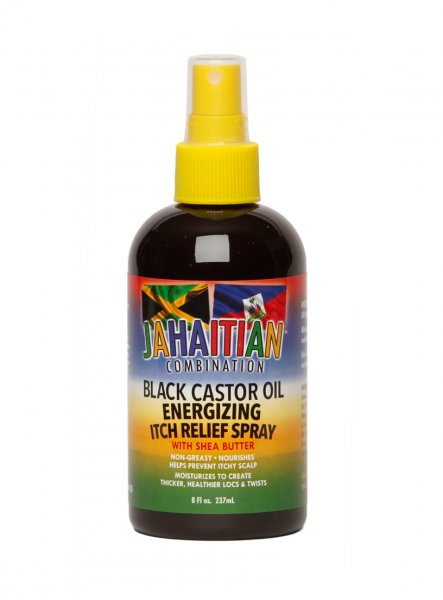 Jahaitian: Energizing Itch Relief Spray 8oz