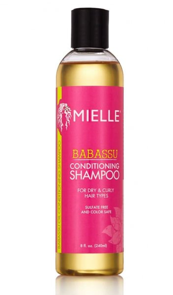 Mielle: Babassu - Conditioning Shampoo 8oz