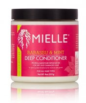 Mielle: Babassu & Mint - Deep Conditioner 8oz