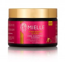 Mielle: Pomegranate & Honey Sculpting Custard 12oz