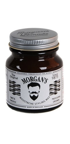 Morgan's: Moustache Styling Wax 50g